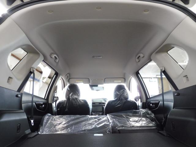 20Xi 4WD 登録済未使用車 社外新品ナビフルセグ付(19枚目)