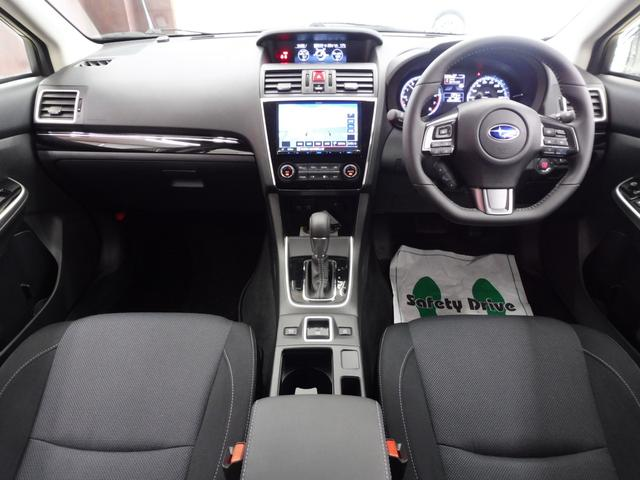 1.6GTアイサイト 4WD 禁煙車 社外新品8インチナビ付(10枚目)