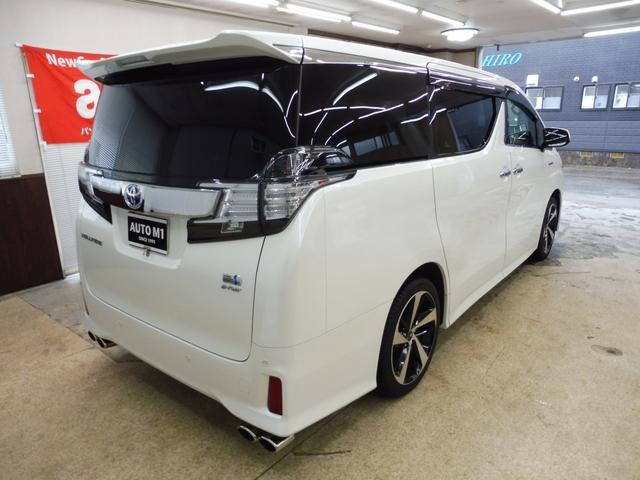 「トヨタ」「ヴェルファイア」「ミニバン・ワンボックス」「秋田県」の中古車65
