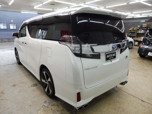 「トヨタ」「ヴェルファイア」「ミニバン・ワンボックス」「秋田県」の中古車66