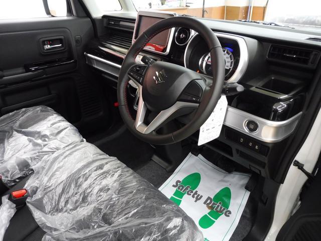 ハイブリッドXS 4WD 届出済未使用車 両側パワスラ(7枚目)