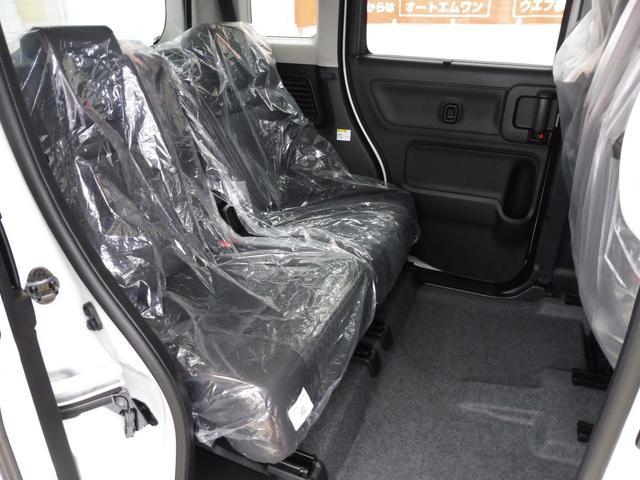 ハイブリッドXS 4WD 届出済未使用車 両側パワスラ(12枚目)