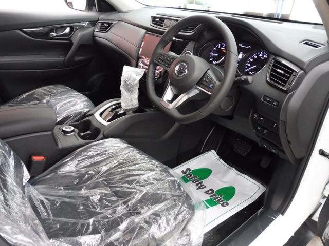 20Xi 4WD 登録済未使用車 社外新品ナビフルセグ付(7枚目)