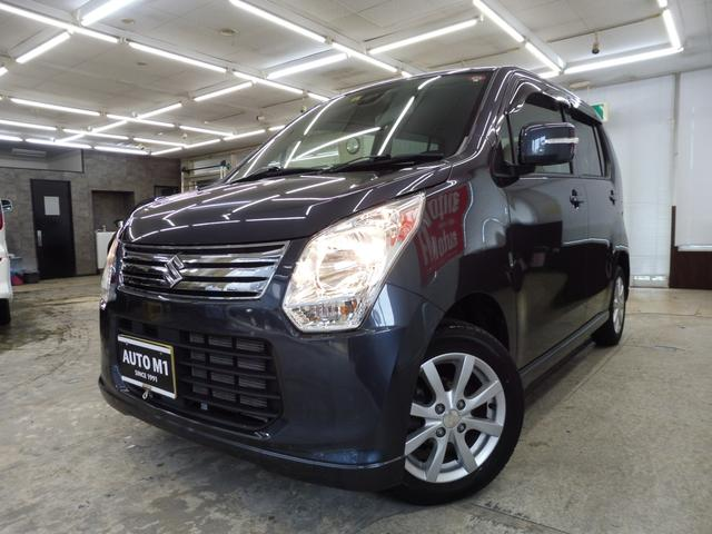 「スズキ」「ワゴンR」「コンパクトカー」「秋田県」の中古車5
