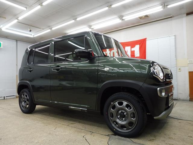 「スズキ」「ハスラー」「コンパクトカー」「秋田県」の中古車3