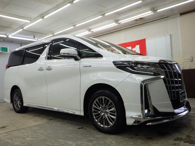 「トヨタ」「アルファード」「ミニバン・ワンボックス」「秋田県」の中古車3