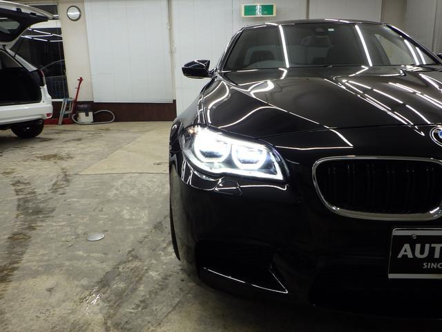 「BMW」「BMW M5」「セダン」「秋田県」の中古車37