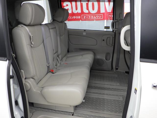 2.0G 4WD ワンオーナー禁煙車 両側パワースライドドア(12枚目)