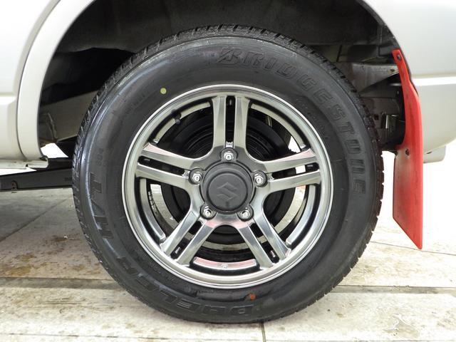 ランドベンチャー 4WD ワンオーナー禁煙車 スタッドレスAW18年製DH-V2付(38枚目)