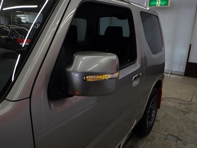 ランドベンチャー 4WD ワンオーナー禁煙車 スタッドレスAW18年製DH-V2付(42枚目)