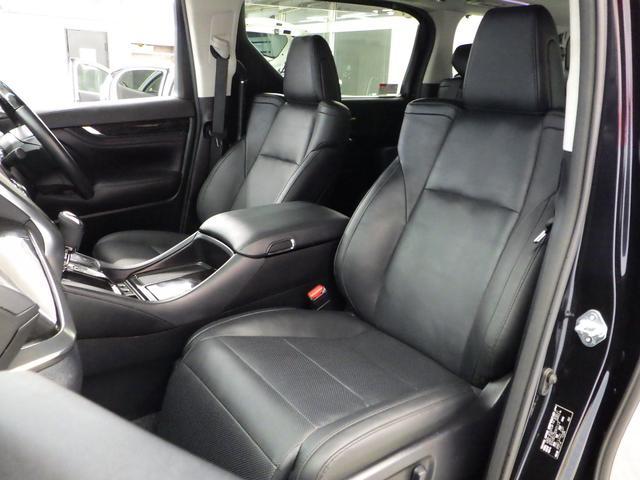 ZR Gエディション 4WD ワンオーナー車 サンルーフ 黒革エアーシート アルパイン11インチナビフルセグ&フリップダウンモニター バックカメラ 両側パワースライドドア パワーバックドア トヨタセーフティセンス(8枚目)