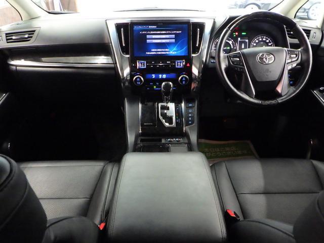 ZR Gエディション 4WD ワンオーナー車 サンルーフ 黒革エアーシート アルパイン11インチナビフルセグ&フリップダウンモニター バックカメラ 両側パワースライドドア パワーバックドア トヨタセーフティセンス(10枚目)