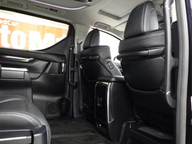 ZR Gエディション 4WD ワンオーナー車 サンルーフ 黒革エアーシート アルパイン11インチナビフルセグ&フリップダウンモニター バックカメラ 両側パワースライドドア パワーバックドア トヨタセーフティセンス(11枚目)