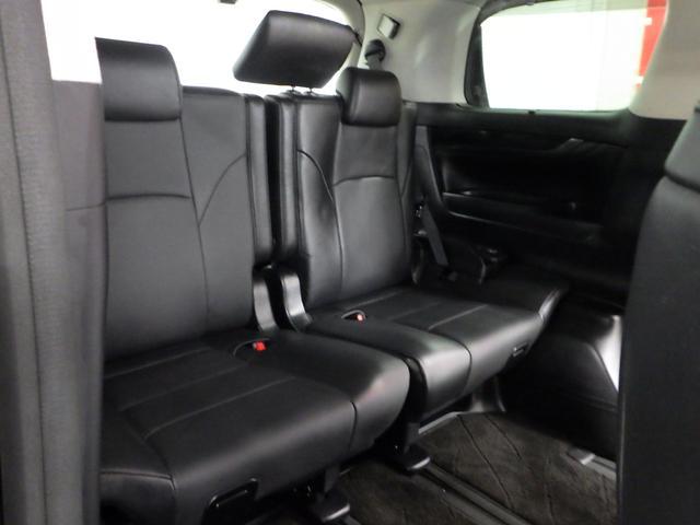 ZR Gエディション 4WD ワンオーナー車 サンルーフ 黒革エアーシート アルパイン11インチナビフルセグ&フリップダウンモニター バックカメラ 両側パワースライドドア パワーバックドア トヨタセーフティセンス(20枚目)