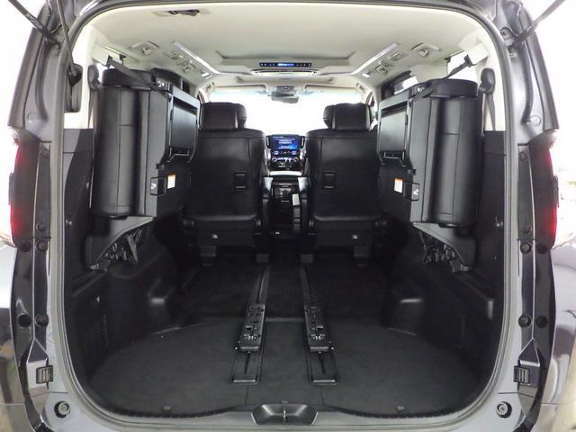 ZR Gエディション 4WD ワンオーナー車 サンルーフ 黒革エアーシート アルパイン11インチナビフルセグ&フリップダウンモニター バックカメラ 両側パワースライドドア パワーバックドア トヨタセーフティセンス(23枚目)