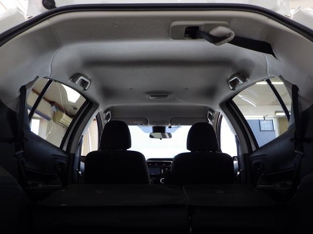 Sスタイルブラック 禁煙車 社外ナビフルセグ パノラミックビューモニター ETC 横滑り防止 トヨタセーフティセンス LEDヘッドライト クリアランスソナー プッシュスタート(19枚目)