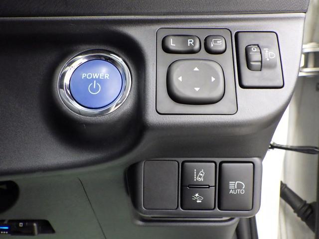 Sスタイルブラック 禁煙車 社外ナビフルセグ パノラミックビューモニター ETC 横滑り防止 トヨタセーフティセンス LEDヘッドライト クリアランスソナー プッシュスタート(35枚目)
