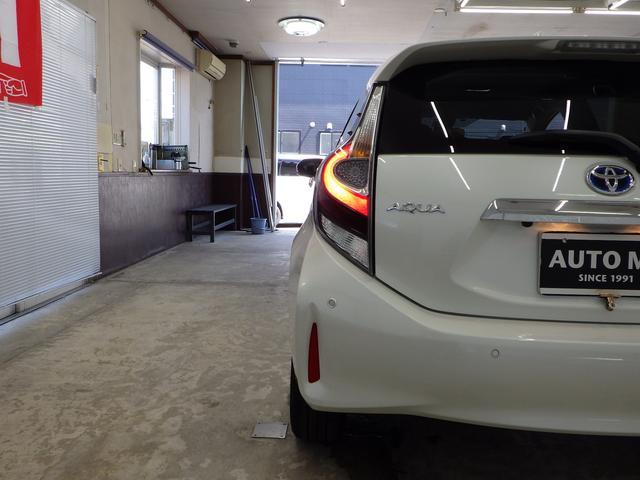 Sスタイルブラック 禁煙車 社外ナビフルセグ パノラミックビューモニター ETC 横滑り防止 トヨタセーフティセンス LEDヘッドライト クリアランスソナー プッシュスタート(40枚目)