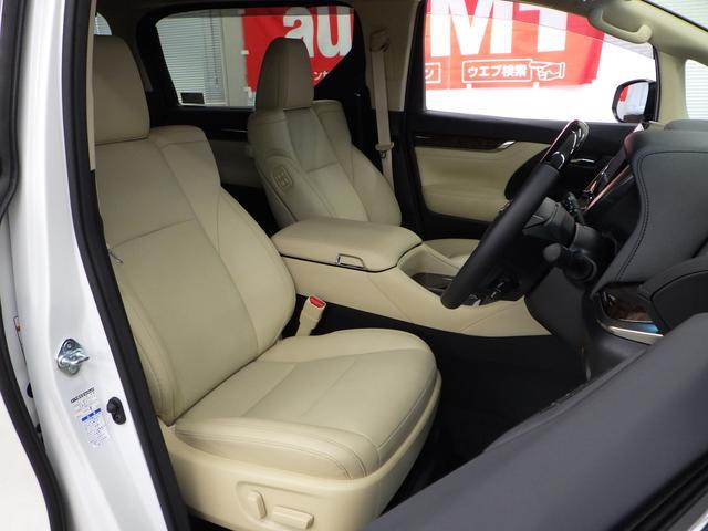 G Fパッケージ 4WD ワンオーナー車 メーカーOP10.5インチナビフルセグ リヤエンターテイメントシステム パノラミックビューモニター ベージュ革エアーシート 3眼ヘッドライト トヨタセーフティセンス(6枚目)