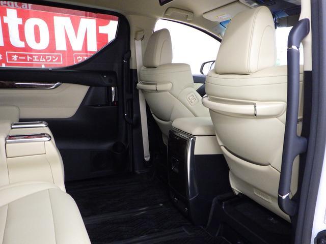 G Fパッケージ 4WD ワンオーナー車 メーカーOP10.5インチナビフルセグ リヤエンターテイメントシステム パノラミックビューモニター ベージュ革エアーシート 3眼ヘッドライト トヨタセーフティセンス(11枚目)
