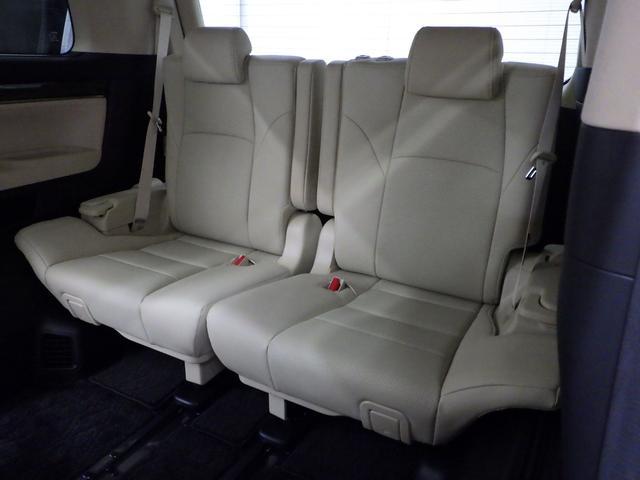 G Fパッケージ 4WD ワンオーナー車 メーカーOP10.5インチナビフルセグ リヤエンターテイメントシステム パノラミックビューモニター ベージュ革エアーシート 3眼ヘッドライト トヨタセーフティセンス(18枚目)