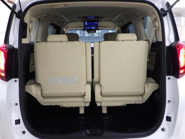 G Fパッケージ 4WD ワンオーナー車 メーカーOP10.5インチナビフルセグ リヤエンターテイメントシステム パノラミックビューモニター ベージュ革エアーシート 3眼ヘッドライト トヨタセーフティセンス(20枚目)