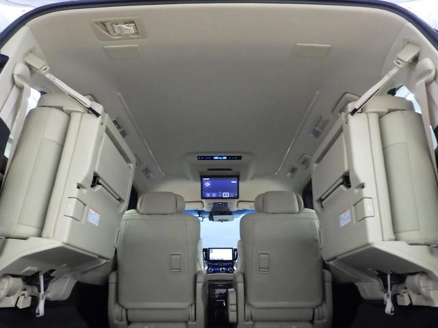 G Fパッケージ 4WD ワンオーナー車 メーカーOP10.5インチナビフルセグ リヤエンターテイメントシステム パノラミックビューモニター ベージュ革エアーシート 3眼ヘッドライト トヨタセーフティセンス(22枚目)