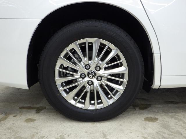G Fパッケージ 4WD ワンオーナー車 メーカーOP10.5インチナビフルセグ リヤエンターテイメントシステム パノラミックビューモニター ベージュ革エアーシート 3眼ヘッドライト トヨタセーフティセンス(54枚目)