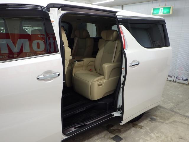 G Fパッケージ 4WD ワンオーナー車 メーカーOP10.5インチナビフルセグ リヤエンターテイメントシステム パノラミックビューモニター ベージュ革エアーシート 3眼ヘッドライト トヨタセーフティセンス(71枚目)
