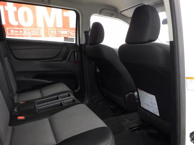 G 4WD 寒冷地仕様 禁煙車 社外ナビフルセグ バックカメラ ETC 横滑り防止 クリアランスソナー 両側パワースライドドア トヨタセーフティセンス ワイパーデアイサー ミラーヒーター(11枚目)
