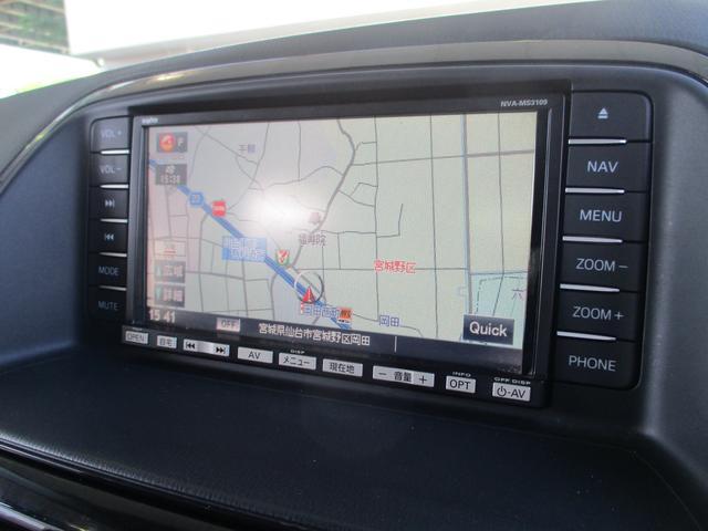 XD ディーゼルターボ 4WD 地デジメモリーナビ サイド&バックカメラ スマートキー アイドリングストップ パドルシフト クルーズコントロール HIDライト フォグランプ 純正19インチAW(16枚目)