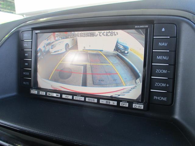 XD ディーゼルターボ 4WD 地デジメモリーナビ サイド&バックカメラ スマートキー アイドリングストップ パドルシフト クルーズコントロール HIDライト フォグランプ 純正19インチAW(17枚目)