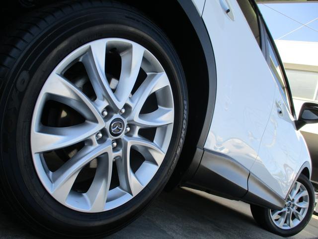 XD ディーゼルターボ 4WD 地デジメモリーナビ サイド&バックカメラ スマートキー アイドリングストップ パドルシフト クルーズコントロール HIDライト フォグランプ 純正19インチAW(19枚目)