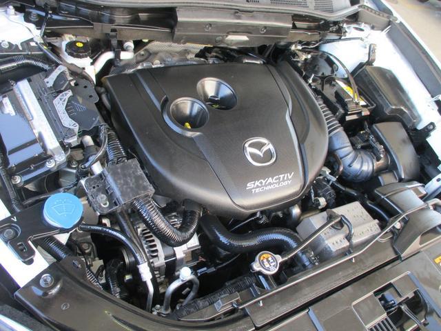 XD ディーゼルターボ 4WD 地デジメモリーナビ サイド&バックカメラ スマートキー アイドリングストップ パドルシフト クルーズコントロール HIDライト フォグランプ 純正19インチAW(27枚目)