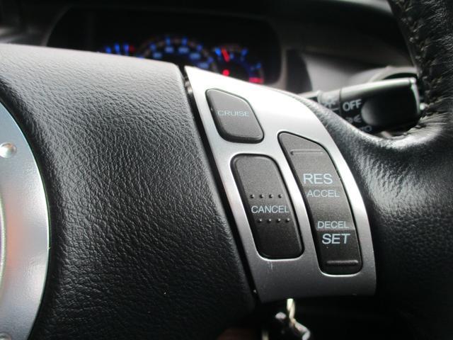 アブソルート 後期型 純正エアロ タナベダウンサス レアマイスター18インチAW 地デジ純正HDDナビ バックカメラ サイドカメラ クルーズコントロール HIDライト LEDフォグ ETC エンジンスターター(22枚目)
