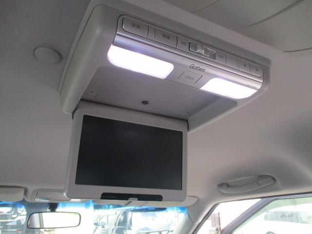 GエアロHDDナビスペシャルパッケージ 後期型 純正エアロ マナレイ18インチAW HDDナビ フリップダウンモニター バックカメラ 両側電動スライドドア HIDライト フォグ ETC ミラーウィンカー(17枚目)