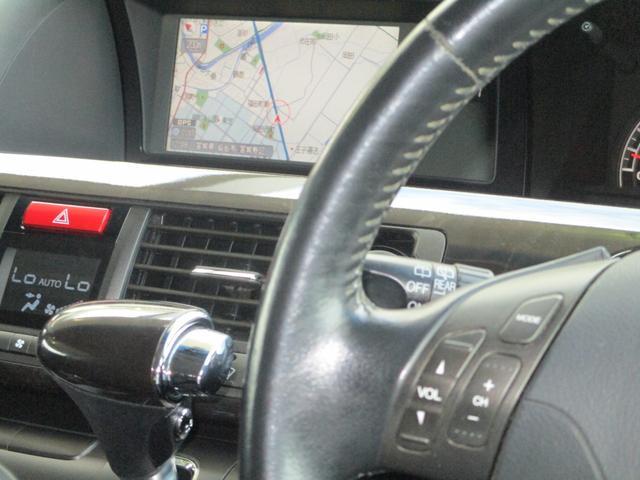 GエアロHDDナビスペシャルパッケージ 後期型 純正エアロ マナレイ18インチAW HDDナビ フリップダウンモニター バックカメラ 両側電動スライドドア HIDライト フォグ ETC ミラーウィンカー(24枚目)