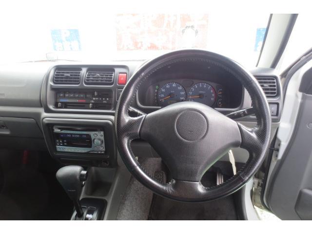 スズキ ジムニー ランドベンチャー 4WD アルミ ABS CD ターボ