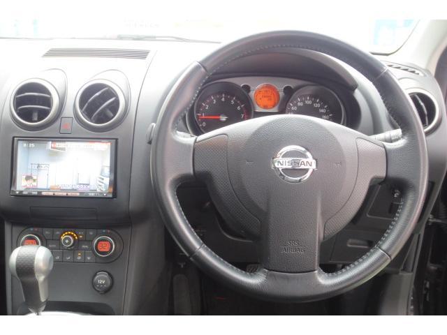 日産 デュアリス 20G FOUR 4WD ナビ Bカメ TV パノラマルーフ