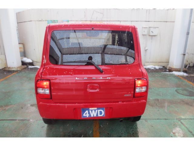 スズキ アルトラパン X 4WD シートヒーター