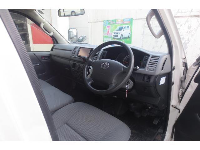 トヨタ ハイエースバン ロングDX 4WD ナビ ETC ディーゼル