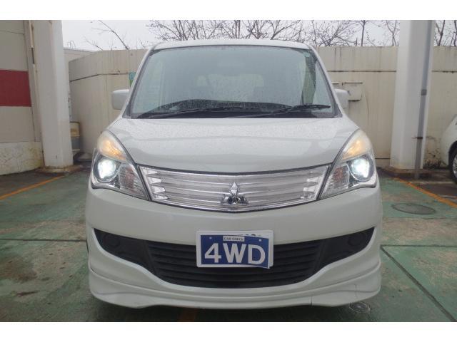 X 4WD パワースライドドア HID ETC(2枚目)