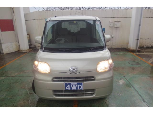 L 4WD スマートキー パワスラ 純正CDオーディオ(2枚目)