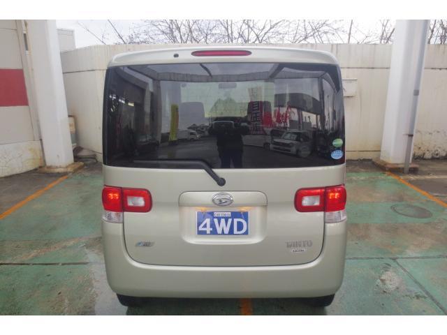 L 4WD スマートキー パワスラ 純正CDオーディオ(4枚目)