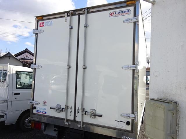 フルジャストロー 2t 冷凍冷蔵車 -7度 スタンバイ付き(5枚目)
