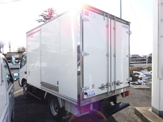 フルジャストロー 2t 冷凍冷蔵車 -7度 スタンバイ付き(6枚目)