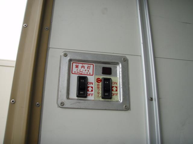 フルジャストロー 2t 冷凍冷蔵車 -7度 スタンバイ付き(11枚目)