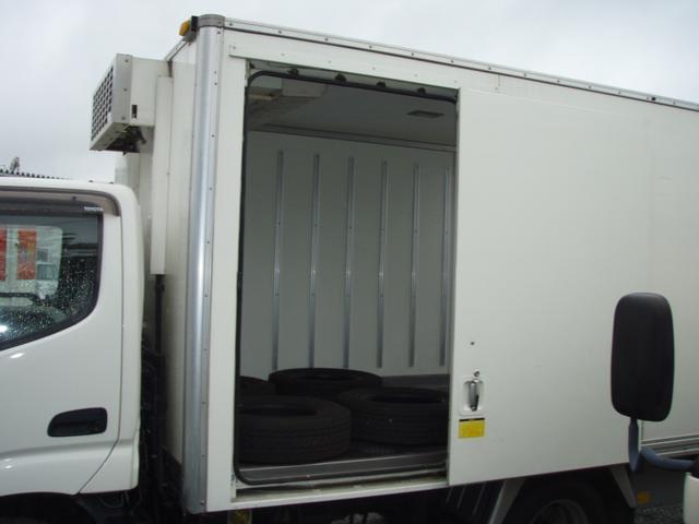 フルジャストロー 2t 冷凍冷蔵車 -7度 スタンバイ付き(15枚目)