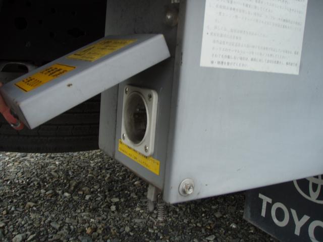 フルジャストロー 2t 冷凍冷蔵車 -7度 スタンバイ付き(18枚目)