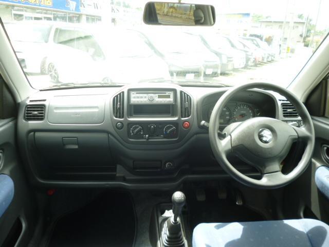 スズキ Kei Bターボ4WD 5速 社外14AW Tチェーン